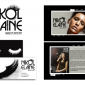 Logo, Business Card & Website for Freelance Makeup Artist