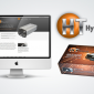 Logo, Package Design & Website for a Hydroponics Ballast