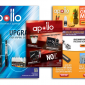 Marketing Collateral for Apollo E-Cigs
